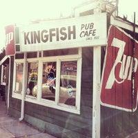 รูปภาพถ่ายที่ The Kingfish Pub & Cafe โดย Desigan C. เมื่อ 3/23/2013