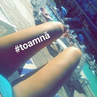 Photo taken at Perla Hotel Swimming Pool by Aişa on 9/1/2015
