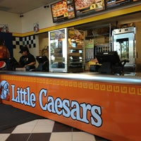 Photo taken at Little Caesars Pizza by Troy M. on 7/29/2013