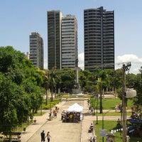 Photo taken at Praça da República by Rafael R. on 8/6/2013