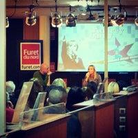 Photo taken at Le Furet du Nord by Damien L. on 11/23/2012