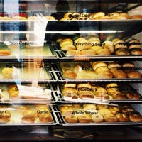 Photo taken at The Posh Bagel by Paul Z. on 11/9/2013