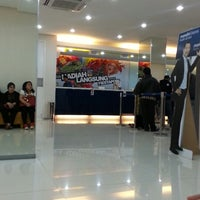 Photo taken at Bank Mandiri Juanda by Tanti G. on 12/30/2013
