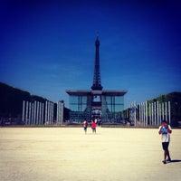 7/14/2013 tarihinde Alexandre V.ziyaretçi tarafından École Militaire'de çekilen fotoğraf