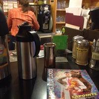 Photo taken at Café Lotus Bleu by Edith J. on 11/26/2014