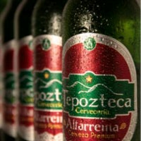 Photo taken at Cerveceria Tepozteca by Carlos E. on 10/12/2012