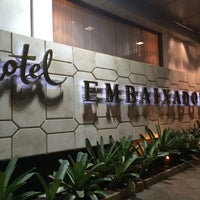 Foto tirada no(a) Hotel Embaixador por Davi S. em 4/10/2014