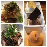 Photo taken at SPIN Modern Thai Cuisine by Nom Nom PR on 7/9/2013