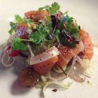 Photo taken at SPIN Modern Thai Cuisine by Nom Nom PR on 7/26/2013