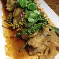 Photo taken at SPIN Modern Thai Cuisine by Nom Nom PR on 7/3/2013