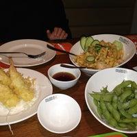 Photo taken at Sushi Yoshi by Norah A. on 5/27/2013