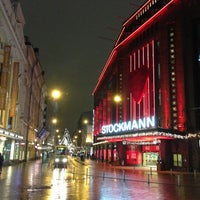 1/5/2013 tarihinde Mikhael M.ziyaretçi tarafından Stockmann'de çekilen fotoğraf