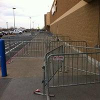 Photo taken at Walmart Supercenter by Lee M. on 11/22/2012