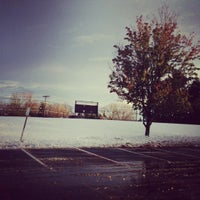 Photo taken at Hillsborough High School by Jamie N. on 11/8/2012