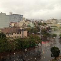 Photo taken at Comfort Porto Alegre by Marcio K. on 7/20/2013