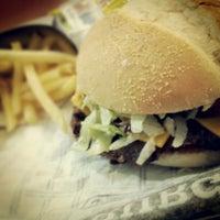 Photo taken at Burger King by Pablo G. on 1/8/2013