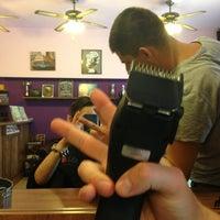 Photo taken at Barber Shop by Aleksandra M. on 6/13/2013