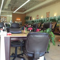 Photo taken at V. A. Nails & Spa by Bethany S. on 5/12/2013