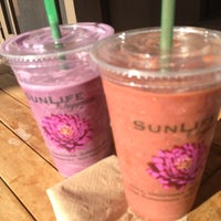 Photo taken at SunLife Organics by Tara R. on 3/2/2013