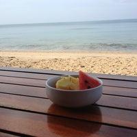 Photo taken at Amantra Resort & Spa Koh Lanta by Funda C. on 1/4/2013