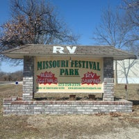 Photo taken at Missouri Festival & RV Park by Beentheredoingthat on 3/16/2013