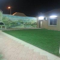 Photo taken at استراحة الأميرة by سوسن on 8/22/2013