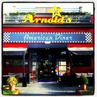 Foto scattata a ARNOLD'S American Diner da Cristiano B. il 7/28/2013
