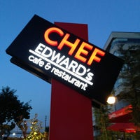 Photo taken at Chef Edward's by Bora N. on 6/12/2013