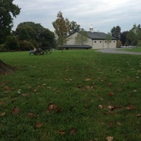 Photo taken at Linden Hall by Jay C. on 10/6/2012