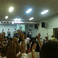 Photo taken at Igreja Apostólica Projeto Ide by Thiago M. on 4/7/2013