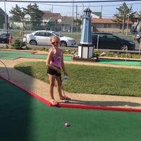 Photo taken at Chadwick Mini Golf by Jennifer M. on 7/8/2014
