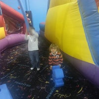 Photo taken at Pump It Up by Vance H. on 11/21/2013