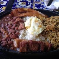 Photo taken at Los Recuerdos Restaurante & Taberna by Julio S. on 5/16/2013