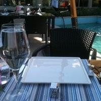 9/29/2012 tarihinde Müşerrefziyaretçi tarafından Ala Restaurant ve Spor Tesisi'de çekilen fotoğraf
