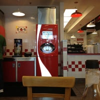 Photo taken at Five Guys by Cp Limo D. on 10/26/2012