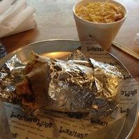 Photo taken at Burritos & Blues by Vicki W. on 1/17/2013