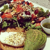Photo taken at The Crema Cafe by Vera M. on 6/1/2013