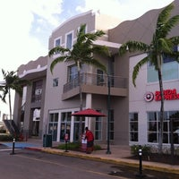Photo taken at Plaza Carolina by Richard T. on 9/19/2012