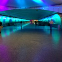Photo taken at Tunnel of Light by Chris A. on 12/5/2012