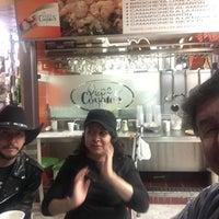 Photo taken at Tacos de Mixiotes by Antonio D. on 9/23/2017