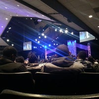 Photo taken at Family Harvest Church by January R. on 2/24/2013