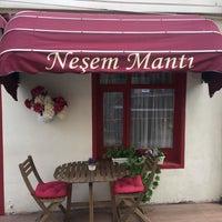 Photo taken at Neşem Mantı Sofrası by Gokhan S. on 9/28/2016
