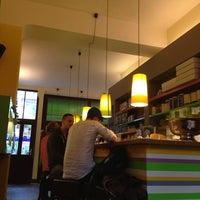 Das Foto wurde bei cafecafe von Andreas C. am 4/29/2014 aufgenommen