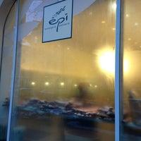 Das Foto wurde bei épi boulangerie patisserie von Andreas C. am 1/19/2013 aufgenommen