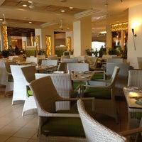 Photo taken at Lobby Lounge by Mehikari00 on 10/29/2012