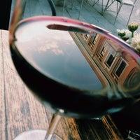Photo taken at The Winston Brasserie by Arda Ç. on 7/1/2013