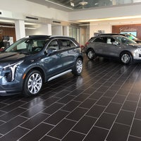 Photo taken at Crestmont Cadillac by SAuuuD on 8/2/2018