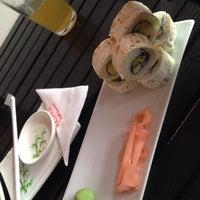 Photo taken at Kazoku Sushi by Daniela C. on 8/5/2014