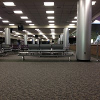 Photo taken at Albany International Airport (ALB) by Johnathan S. on 1/29/2013