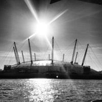 Photo taken at The O2 Arena by Chris P. on 4/21/2013